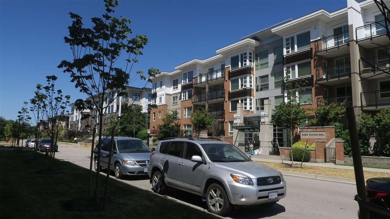 Condo Apartment at 115 9399 TOMICKI AVENUE, Unit 115, Richmond, British Columbia. Image 2