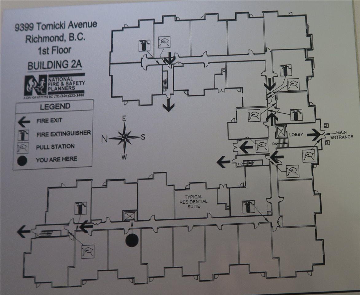Condo Apartment at 115 9399 TOMICKI AVENUE, Unit 115, Richmond, British Columbia. Image 20