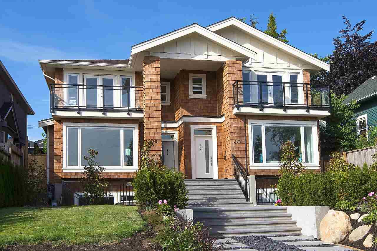 Half-duplex at 372 E 5TH STREET, North Vancouver, British Columbia. Image 1