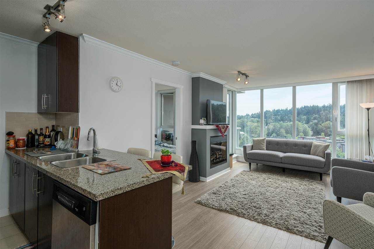Condo Apartment at 2009 651 NOOTKA WAY, Unit 2009, Port Moody, British Columbia. Image 2