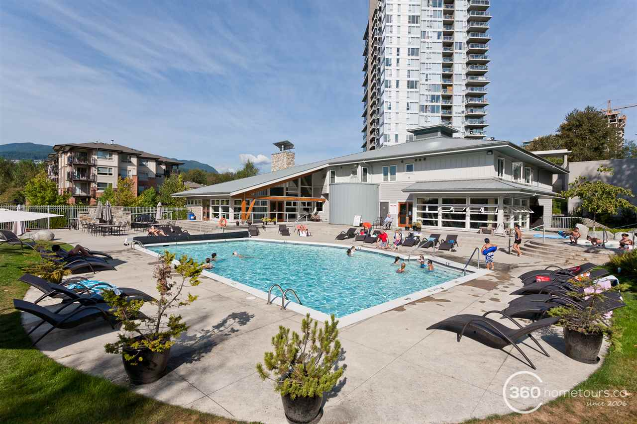 Condo Apartment at 2009 651 NOOTKA WAY, Unit 2009, Port Moody, British Columbia. Image 17