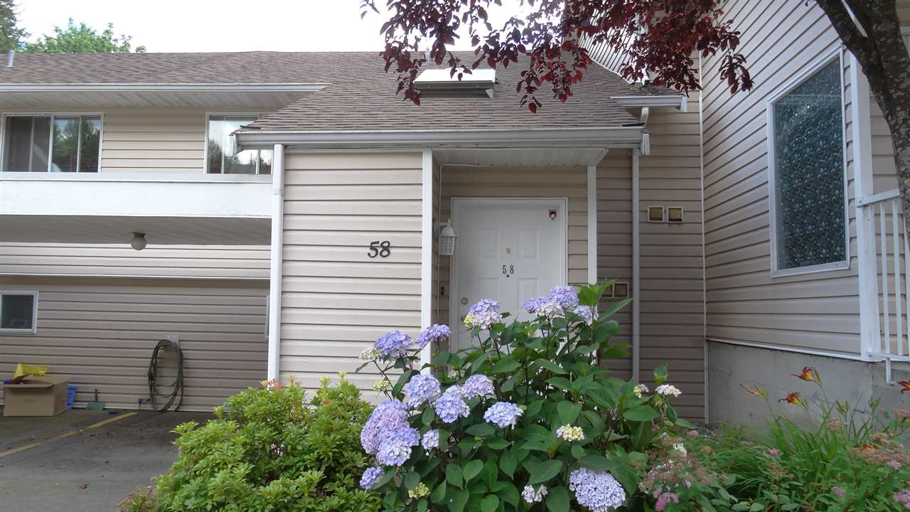 Townhouse at 58 1235 LASALLE PLACE, Unit 58, Coquitlam, British Columbia. Image 1