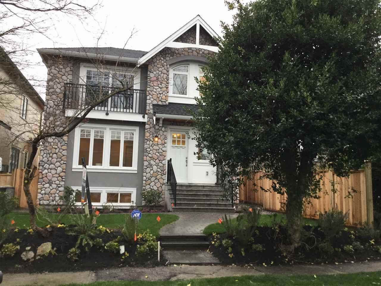 Detached at 1689-1691 W 65TH AVENUE, Vancouver West, British Columbia. Image 1