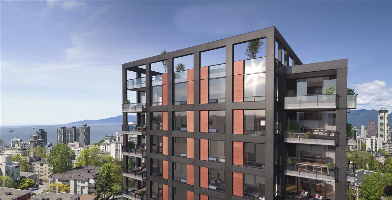 Condo Apartment at 1102 1171 JERVIS STREET, Unit 1102, Vancouver West, British Columbia. Image 7