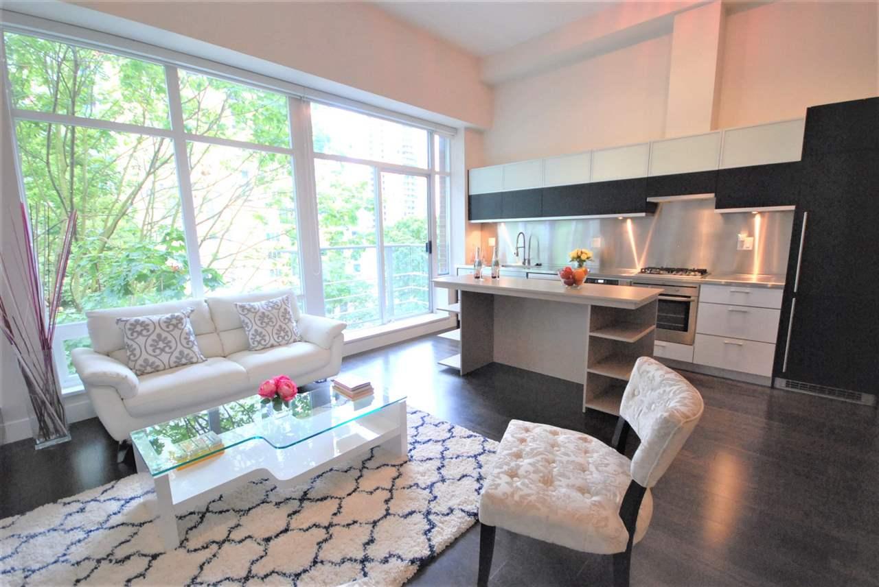 Condo Apartment at 401 535 SMITHE STREET, Unit 401, Vancouver West, British Columbia. Image 6