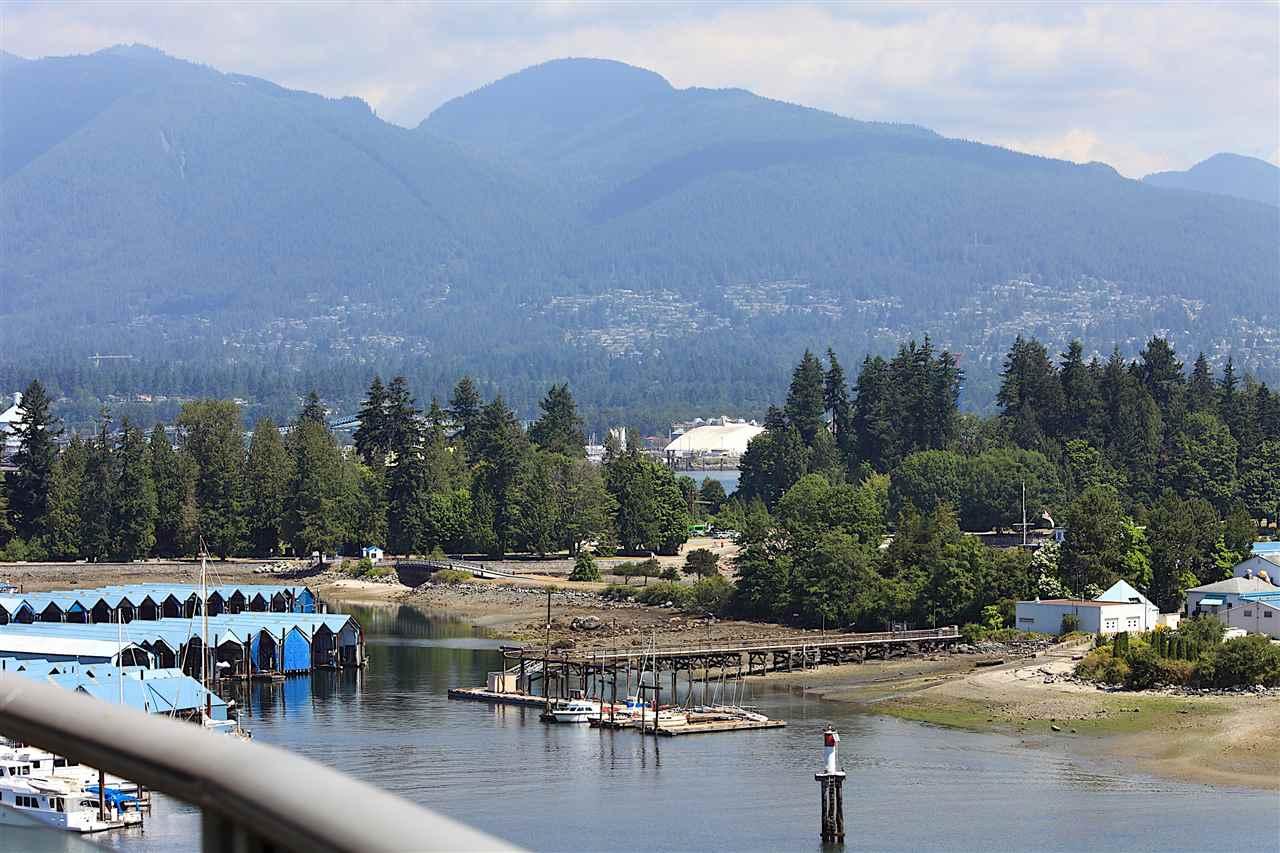 Condo Apartment at 1203 535 NICOLA STREET, Unit 1203, Vancouver West, British Columbia. Image 3