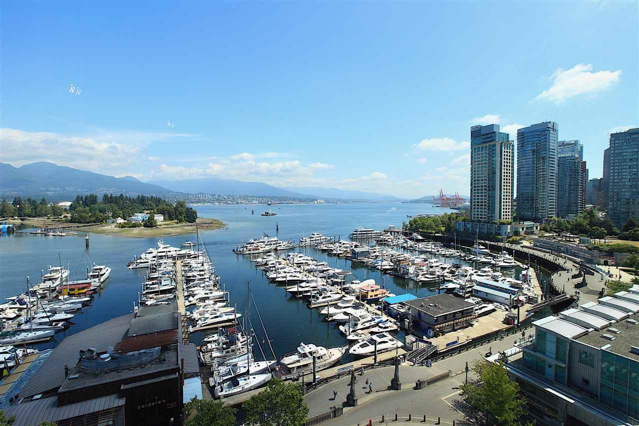Condo Apartment at 1203 535 NICOLA STREET, Unit 1203, Vancouver West, British Columbia. Image 4