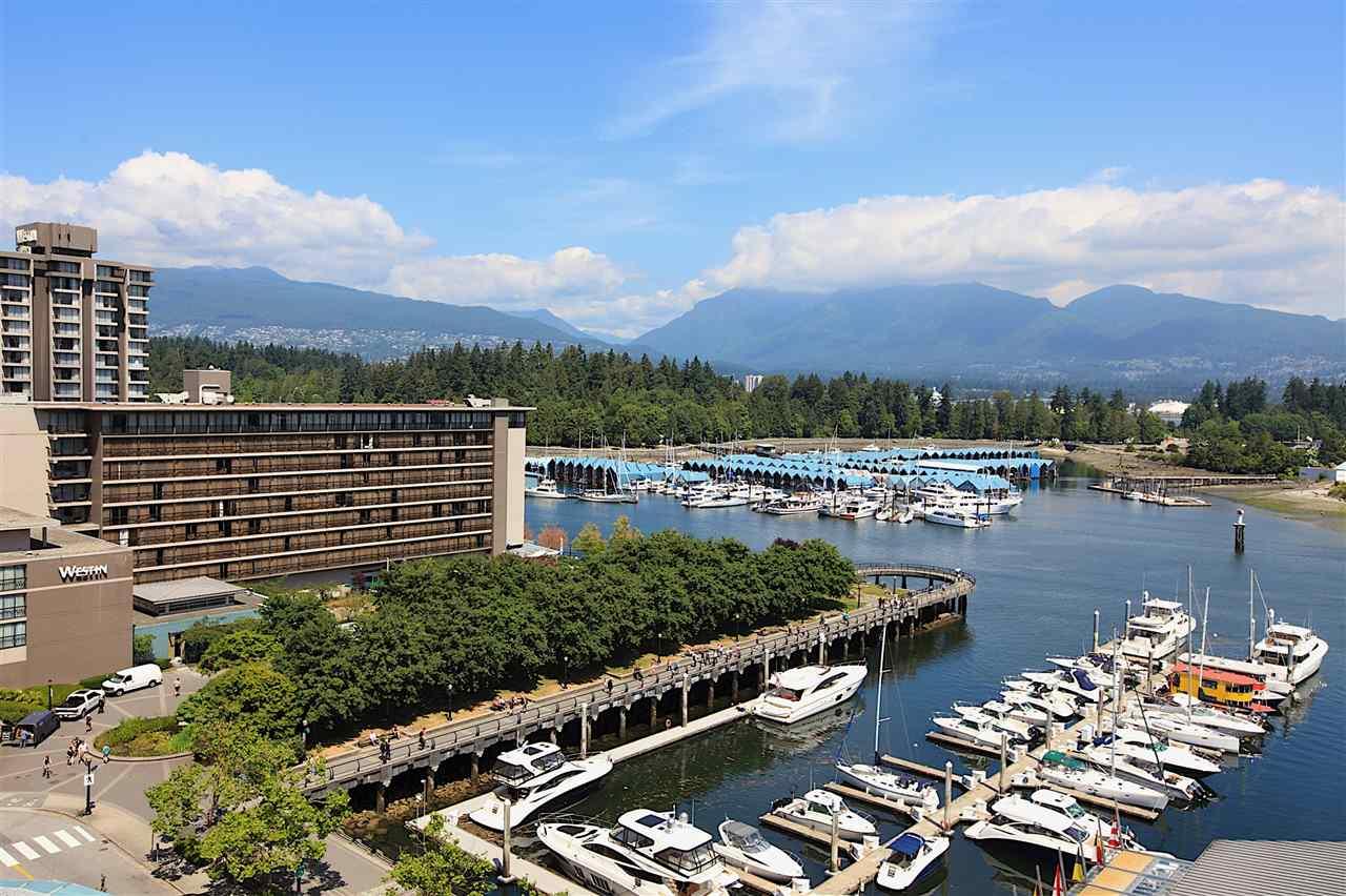 Condo Apartment at 1203 535 NICOLA STREET, Unit 1203, Vancouver West, British Columbia. Image 5
