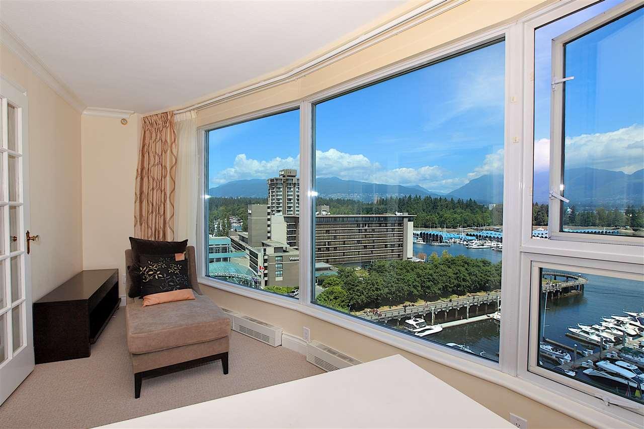 Condo Apartment at 1203 535 NICOLA STREET, Unit 1203, Vancouver West, British Columbia. Image 15