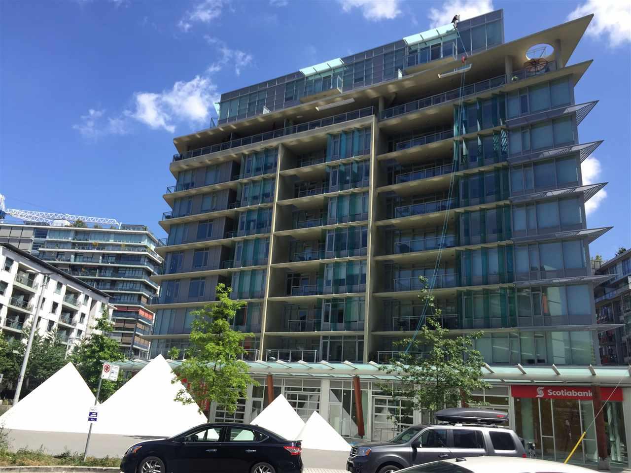 Condo Apartment at 805 88 W 1ST AVENUE, Unit 805, Vancouver West, British Columbia. Image 1