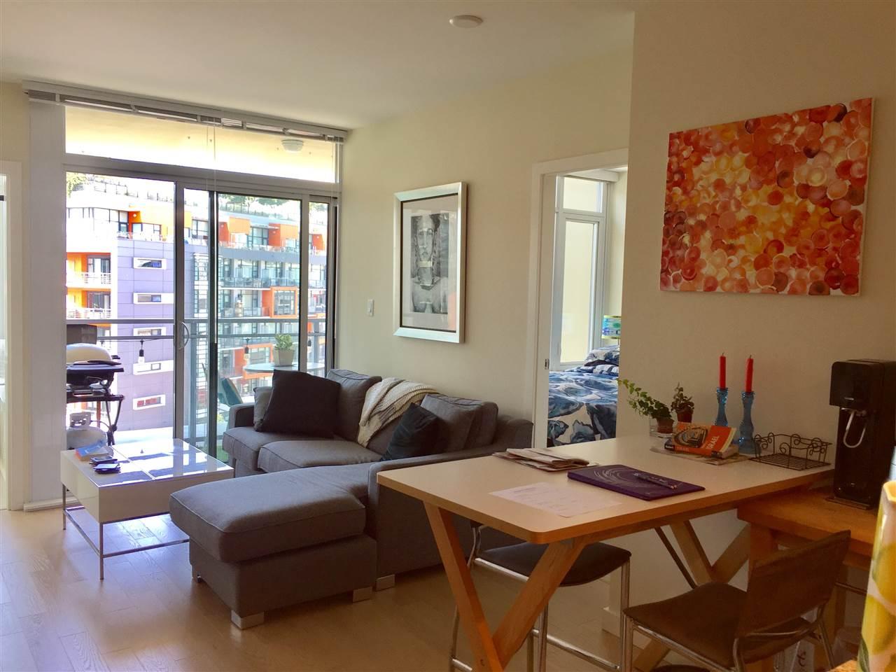 Condo Apartment at 805 88 W 1ST AVENUE, Unit 805, Vancouver West, British Columbia. Image 3