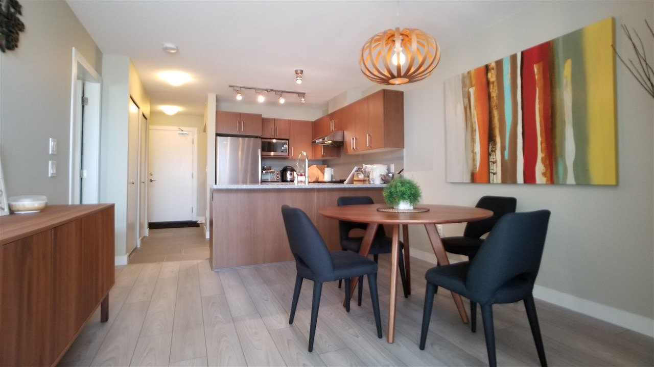 Condo Apartment at 421 6800 ECKERSLEY ROAD, Unit 421, Richmond, British Columbia. Image 1