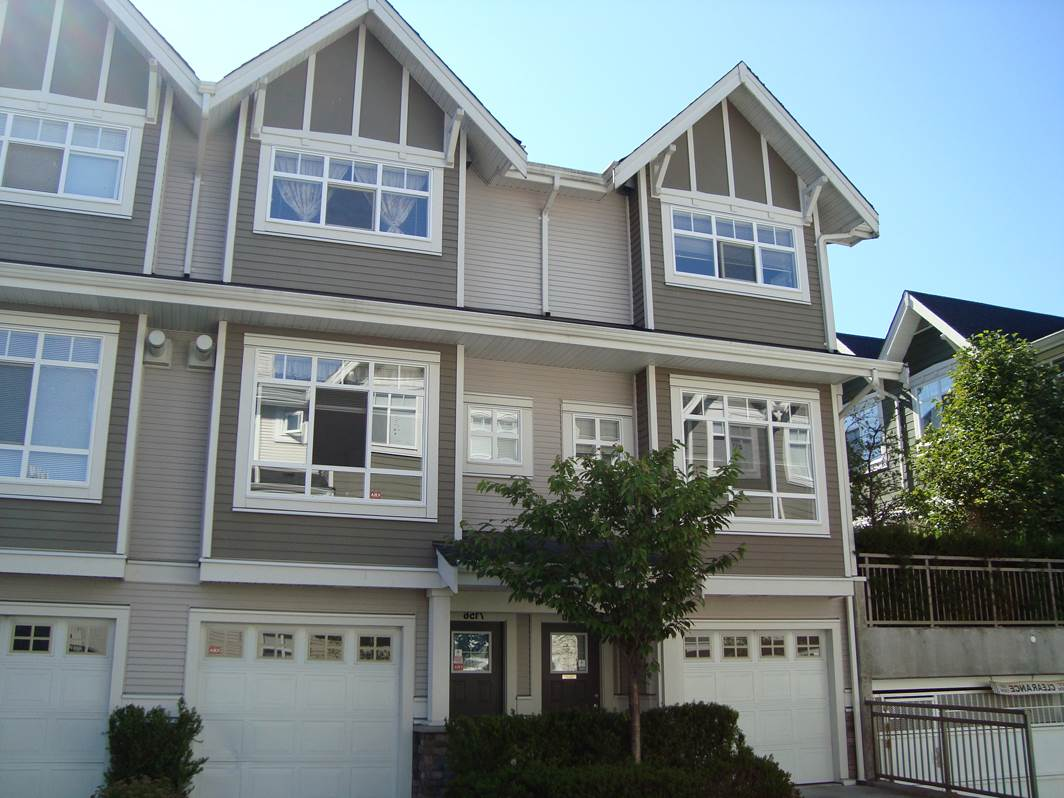 Townhouse at 7190 HURON MEWS, Vancouver East, British Columbia. Image 1