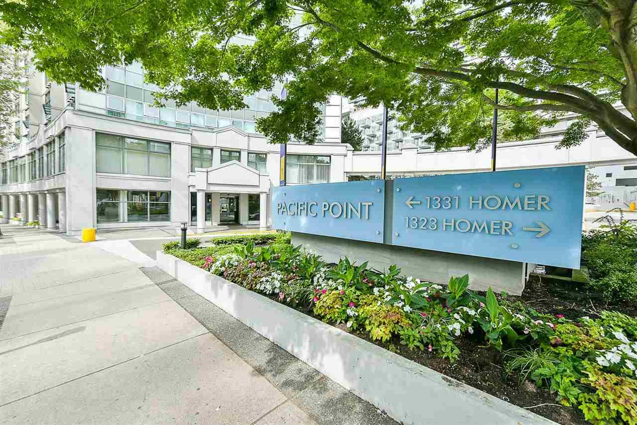 Condo Apartment at 209 1331 HOMER STREET, Unit 209, Vancouver West, British Columbia. Image 2
