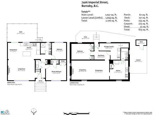Detached at 7406 IMPERIAL STREET, Burnaby South, British Columbia. Image 11