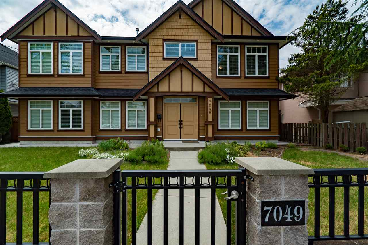 Detached at 7049 132 STREET, Surrey, British Columbia. Image 1