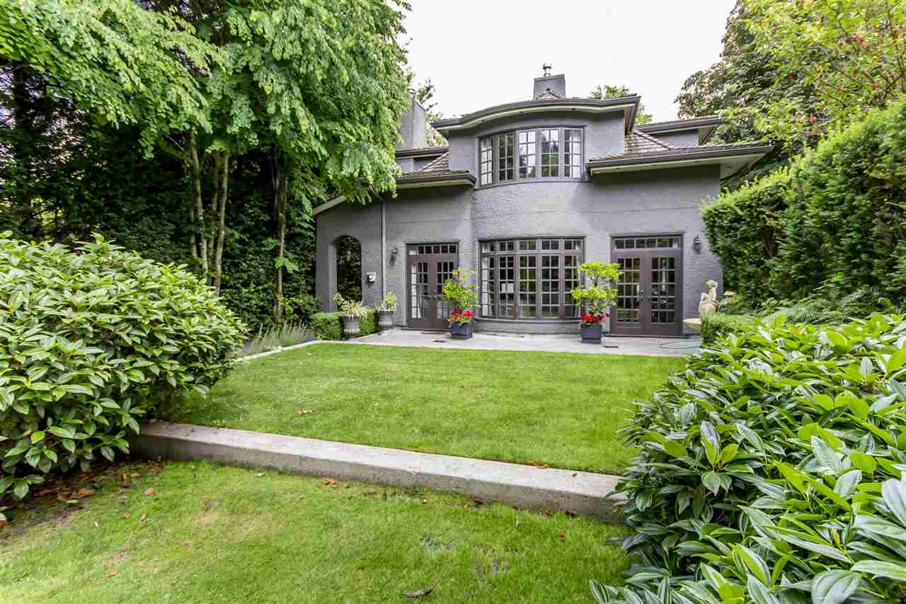 Detached at 3818 CYPRESS STREET, Vancouver West, British Columbia. Image 1