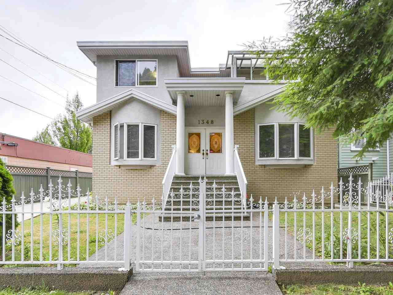 Detached at 1348 E 24TH AVENUE, Vancouver East, British Columbia. Image 1