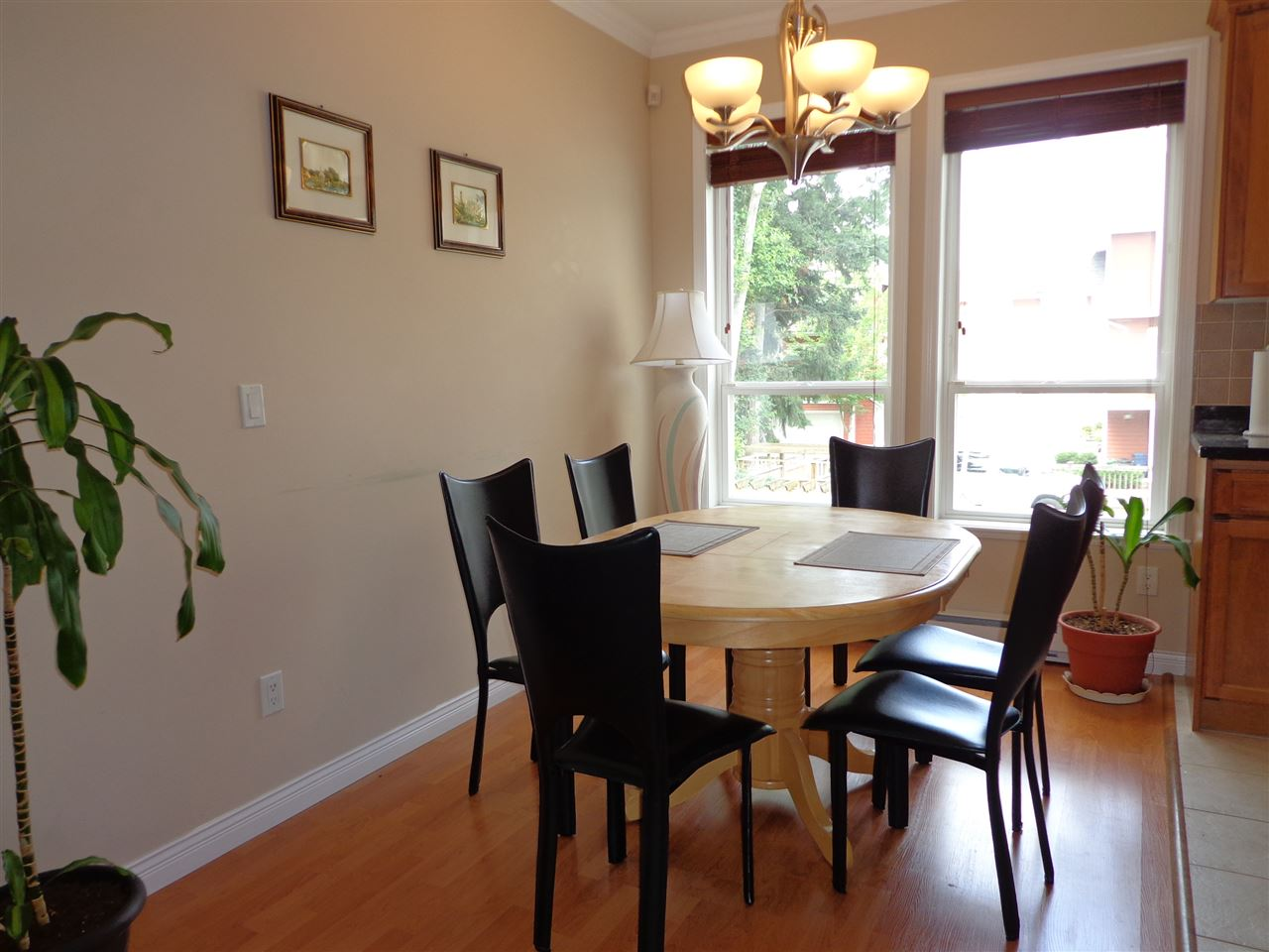 Townhouse at 5 7833 ASH STREET, Unit 5, Richmond, British Columbia. Image 2