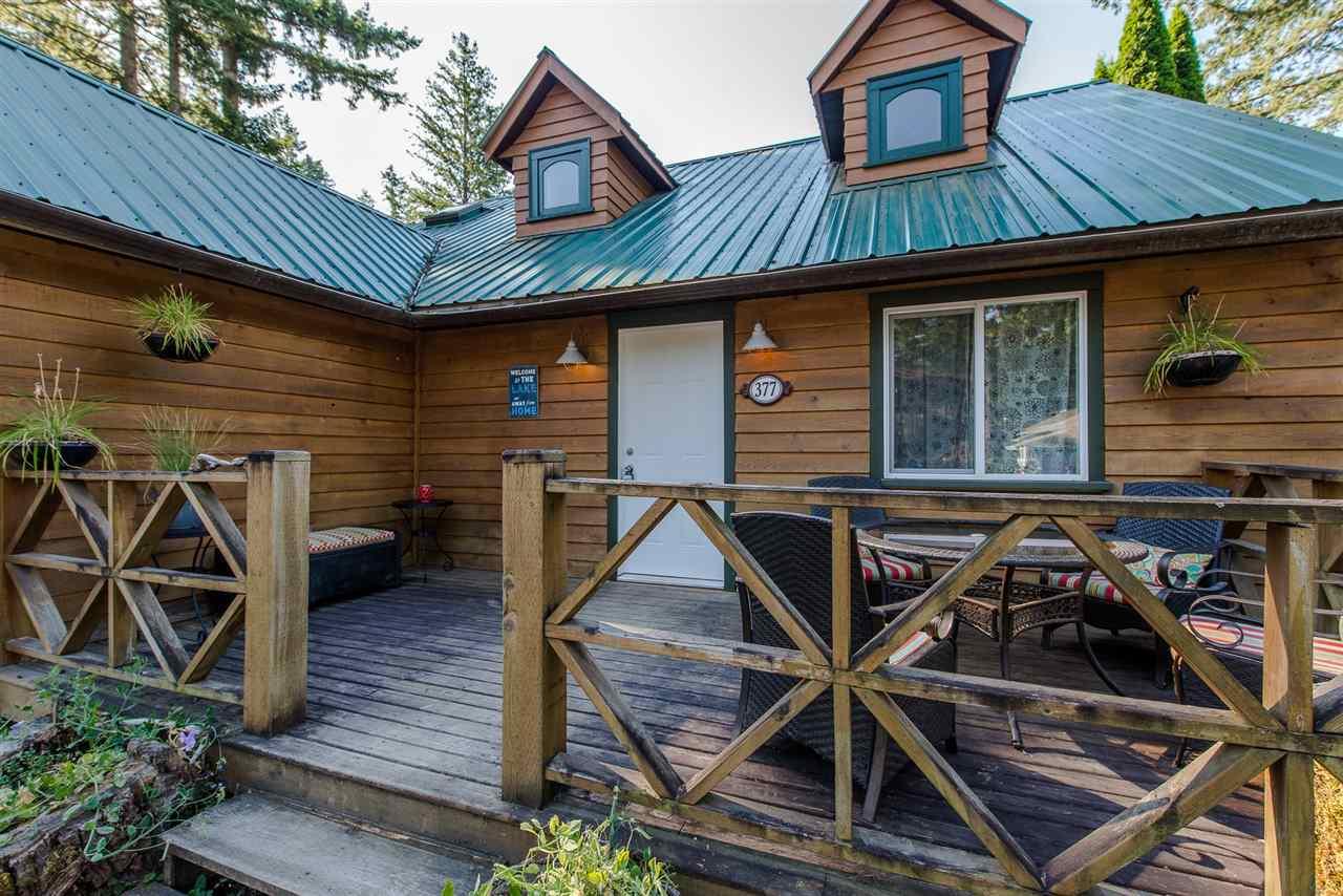 Detached at 377 CEDAR STREET, Cultus Lake, British Columbia. Image 2