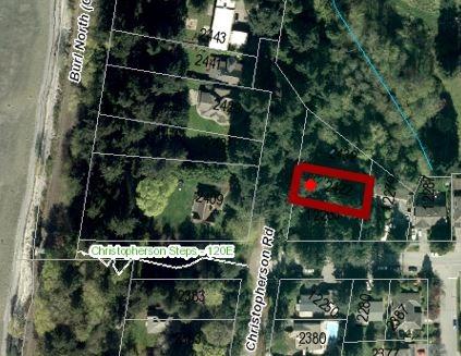 Vacant Land at 2422 CHRISTOPHERSON ROAD, South Surrey White Rock, British Columbia. Image 1