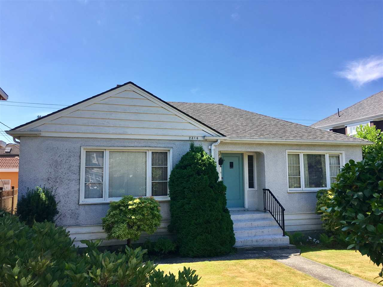 Detached at 2316 W 21ST AVENUE, Vancouver West, British Columbia. Image 1