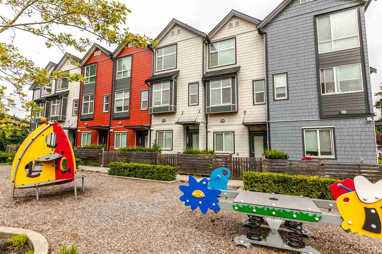 Townhouse at 507 7533 GILLEY AVENUE, Unit 507, Burnaby South, British Columbia. Image 1