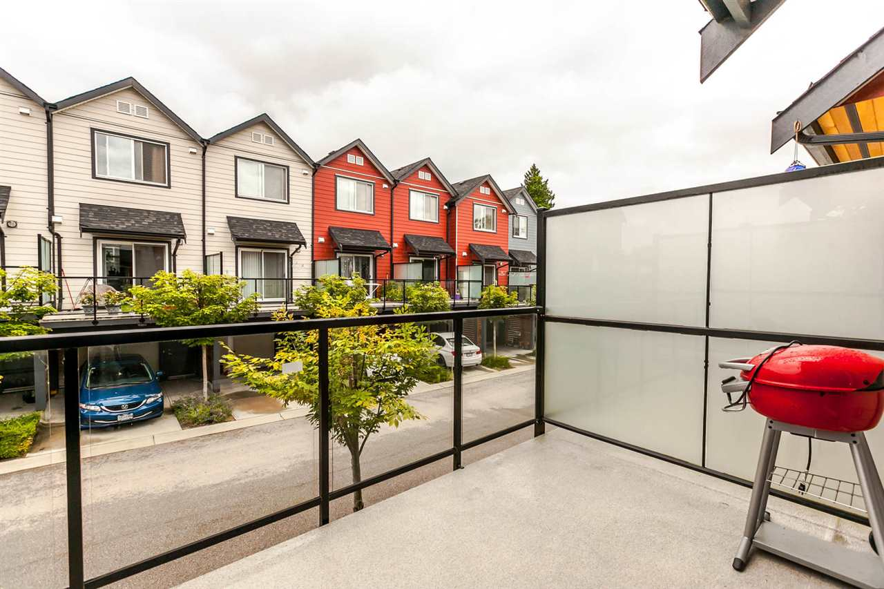 Townhouse at 507 7533 GILLEY AVENUE, Unit 507, Burnaby South, British Columbia. Image 9