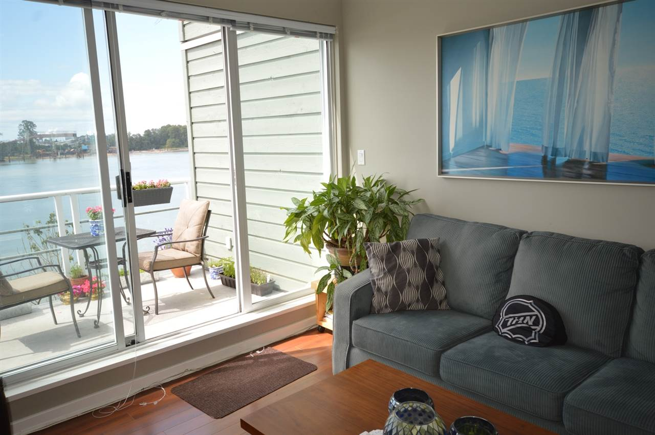 Condo Apartment at 406 2080 E KENT AVENUE SOUTH AVENUE, Unit 406, Vancouver East, British Columbia. Image 5