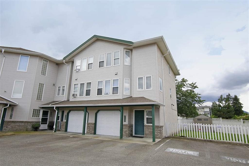 Townhouse at 112 5765 VEDDER ROAD ROAD, Unit 112, Sardis, British Columbia. Image 1