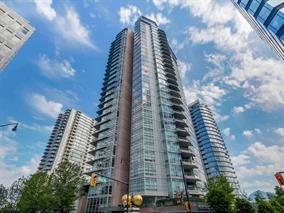 Condo Apartment at 2103 1205 W HASTINGS STREET, Unit 2103, Vancouver West, British Columbia. Image 3