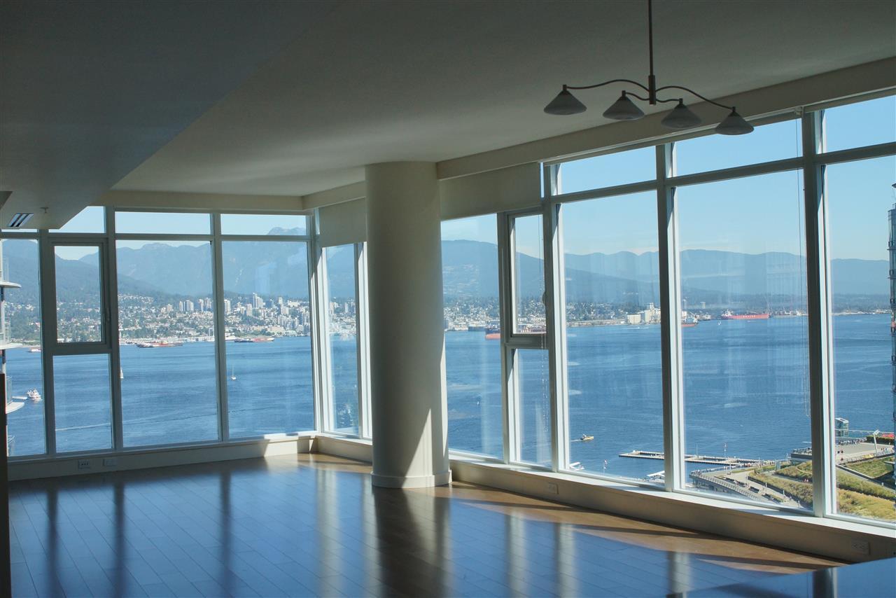 Condo Apartment at 2103 1205 W HASTINGS STREET, Unit 2103, Vancouver West, British Columbia. Image 4