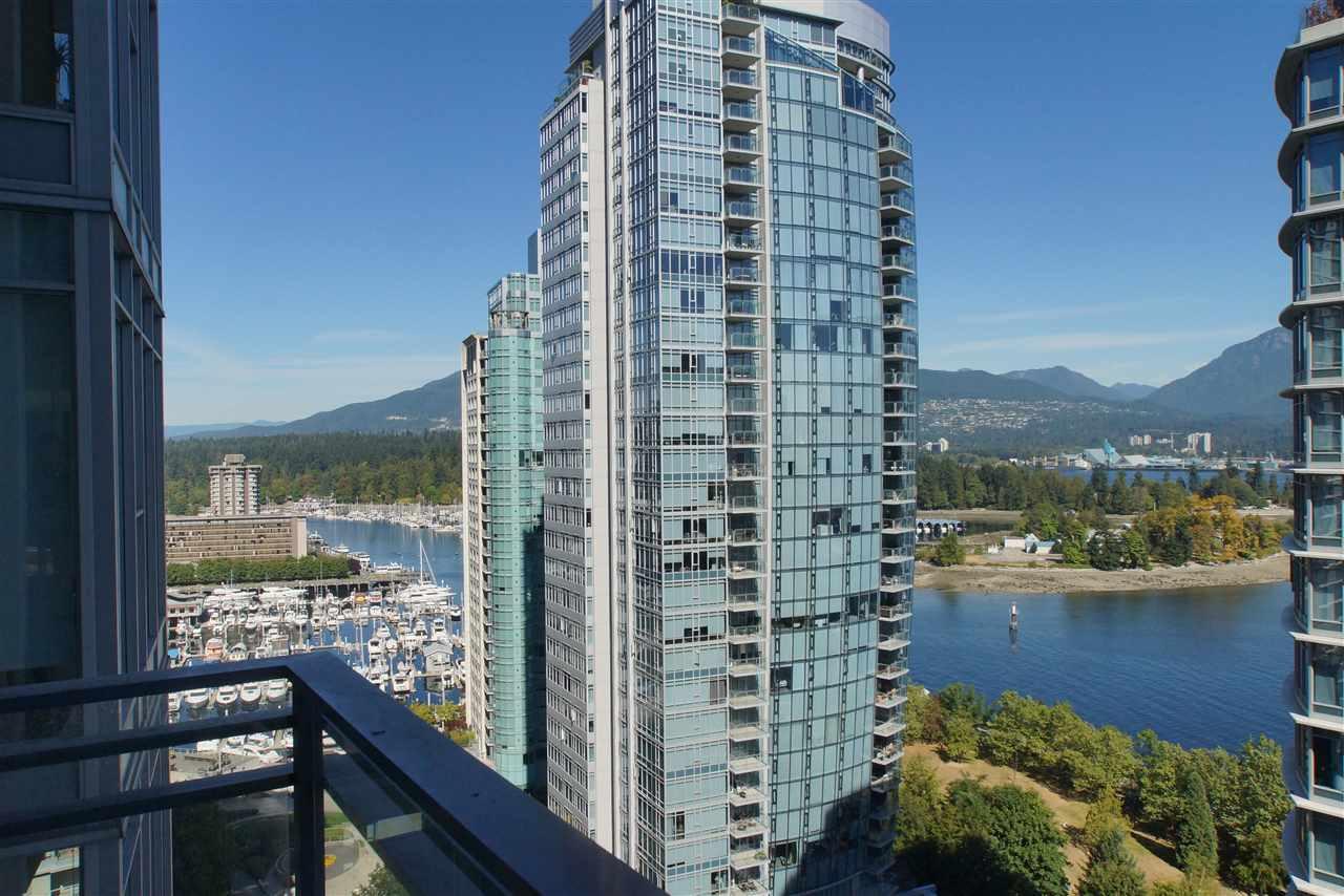 Condo Apartment at 2103 1205 W HASTINGS STREET, Unit 2103, Vancouver West, British Columbia. Image 5