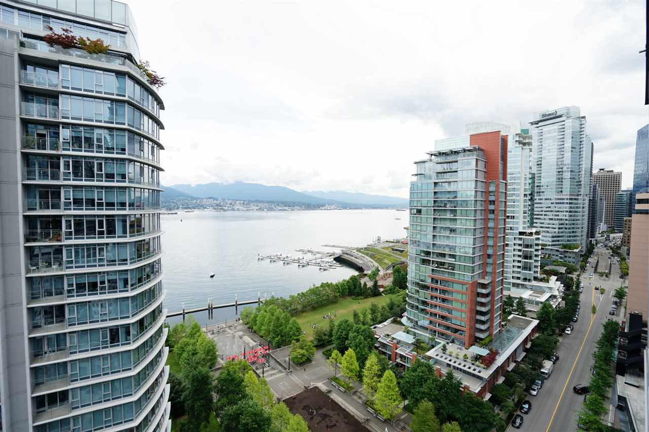 Condo Apartment at 2103 1205 W HASTINGS STREET, Unit 2103, Vancouver West, British Columbia. Image 6
