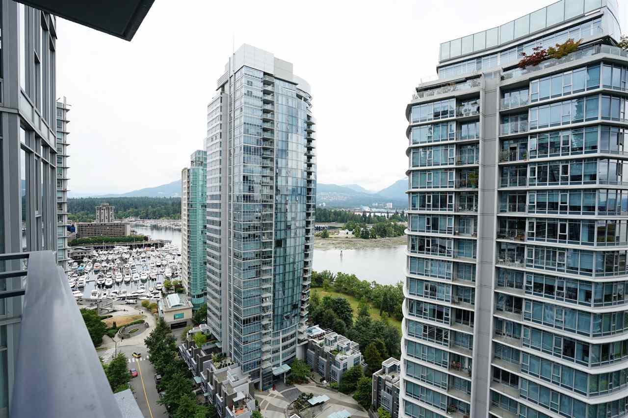 Condo Apartment at 2103 1205 W HASTINGS STREET, Unit 2103, Vancouver West, British Columbia. Image 7
