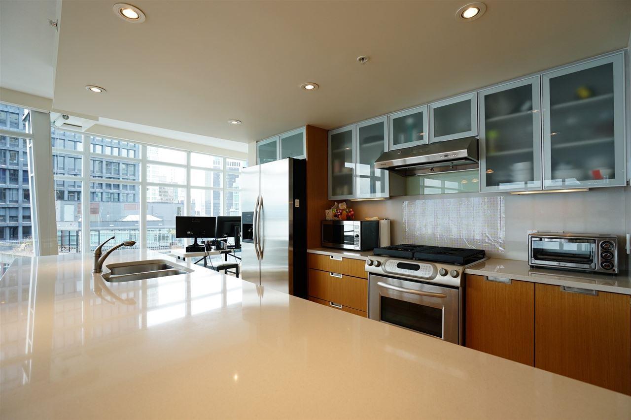 Condo Apartment at 2103 1205 W HASTINGS STREET, Unit 2103, Vancouver West, British Columbia. Image 10