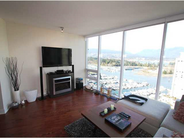 Condo Apartment at 2602 1277 MELVILLE STREET, Unit 2602, Vancouver West, British Columbia. Image 2