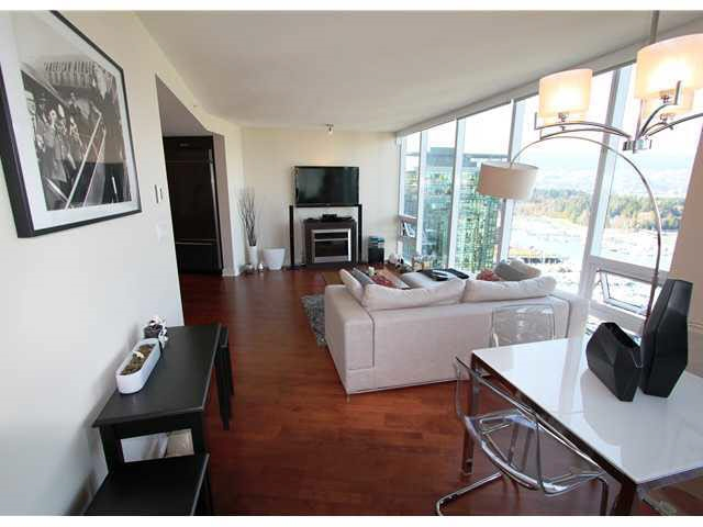 Condo Apartment at 2602 1277 MELVILLE STREET, Unit 2602, Vancouver West, British Columbia. Image 3