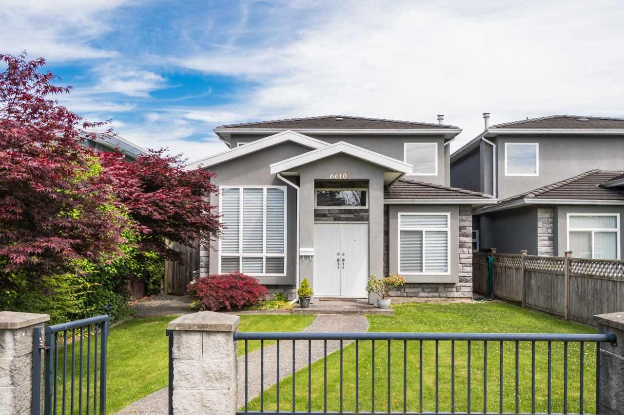 Half-duplex at 6610 COLBORNE AVENUE, Burnaby South, British Columbia. Image 1