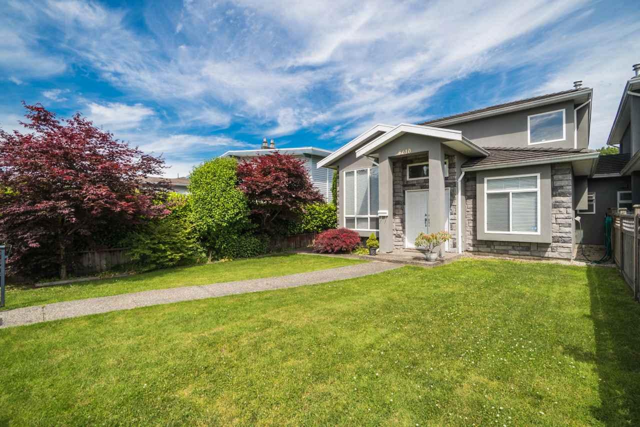 Half-duplex at 6610 COLBORNE AVENUE, Burnaby South, British Columbia. Image 2