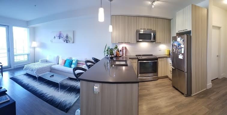 Condo Apartment at 301 15628 104 AVENUE, Unit 301, North Surrey, British Columbia. Image 3