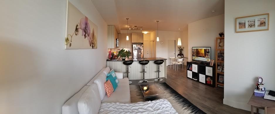 Condo Apartment at 301 15628 104 AVENUE, Unit 301, North Surrey, British Columbia. Image 14