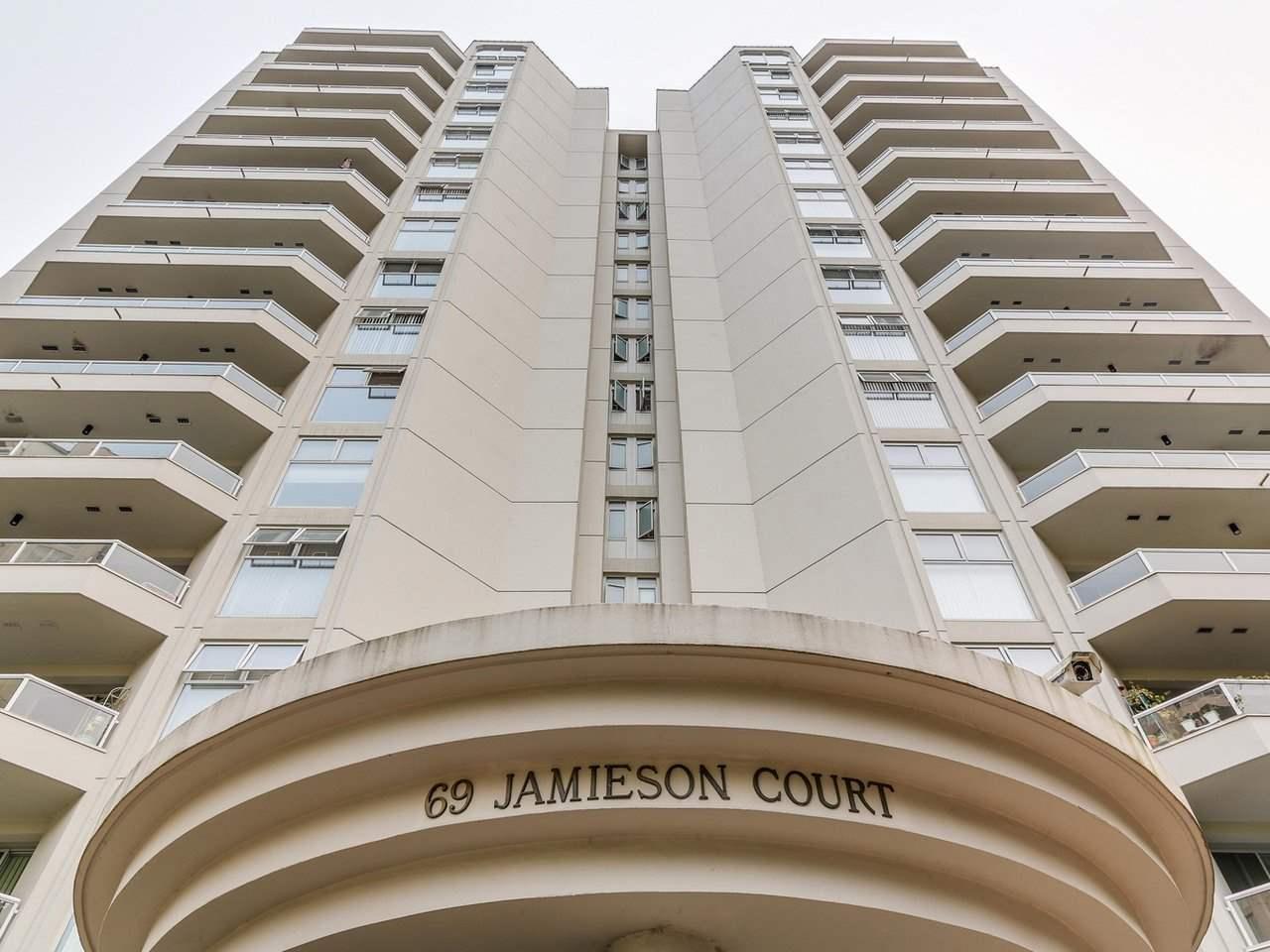Condo Apartment at 1006 69 JAMIESON COURT, Unit 1006, New Westminster, British Columbia. Image 1
