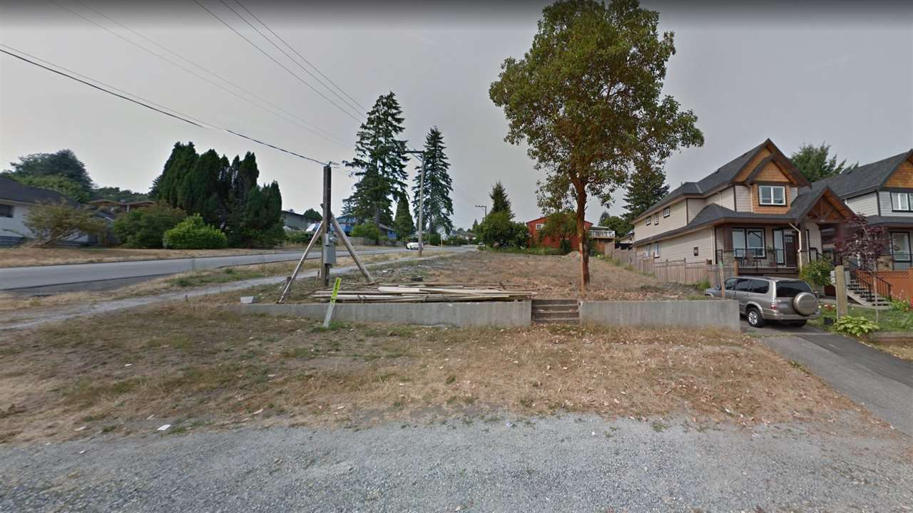 Vacant Land at 1031 DELESTRE AVENUE, Coquitlam, British Columbia. Image 1