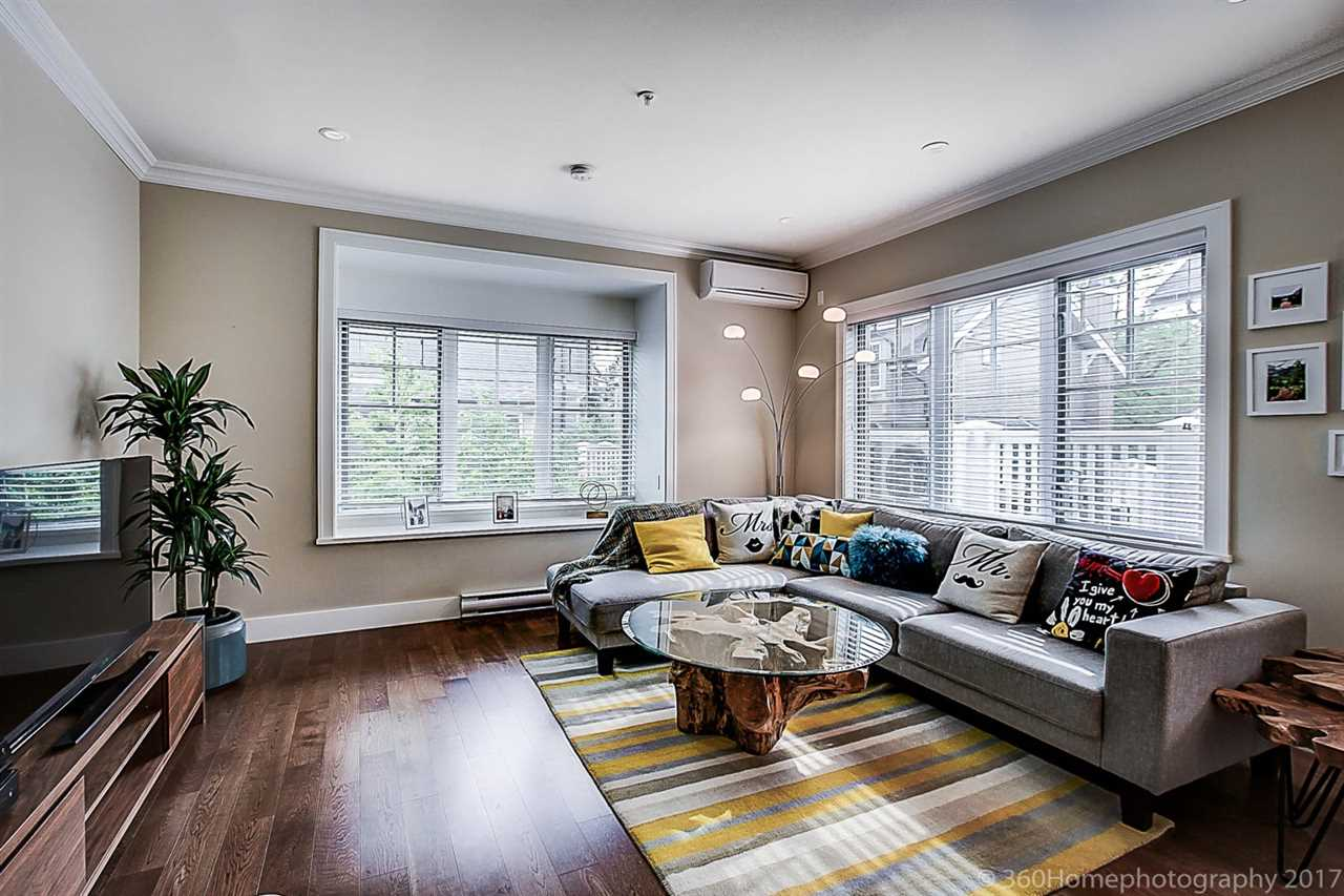 Townhouse at 1489 TILNEY MEWS, Vancouver West, British Columbia. Image 1