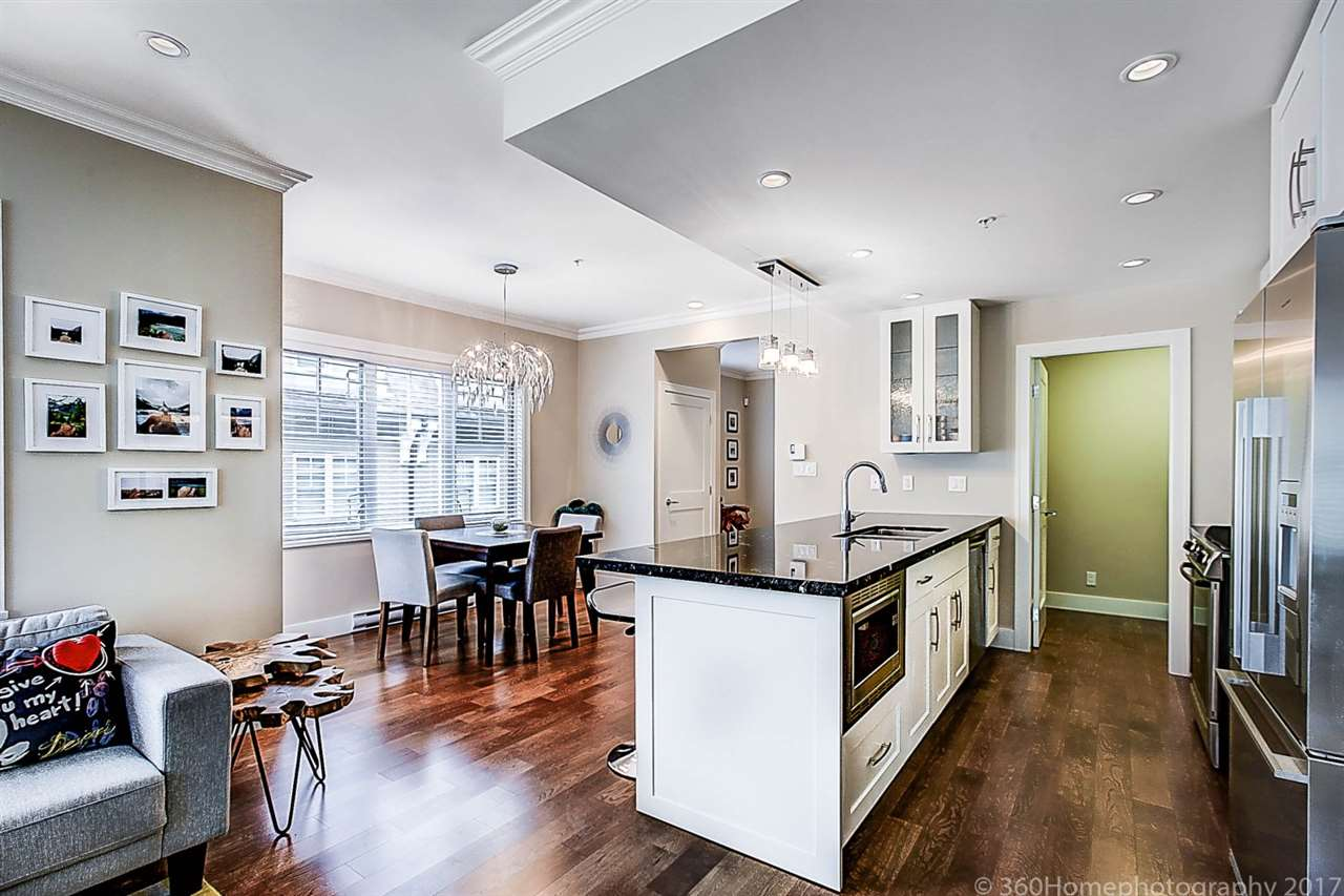 Townhouse at 1489 TILNEY MEWS, Vancouver West, British Columbia. Image 10