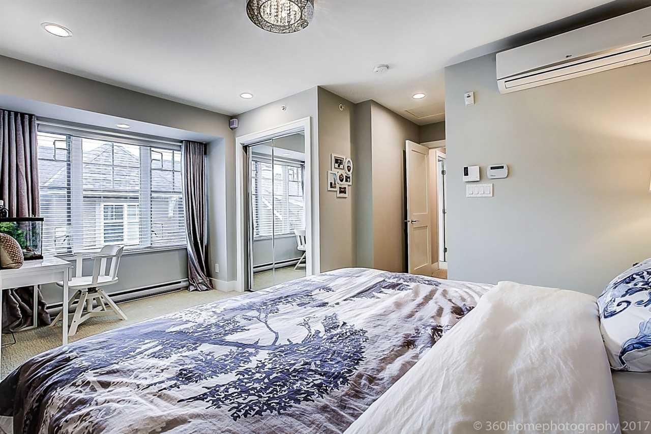 Townhouse at 1489 TILNEY MEWS, Vancouver West, British Columbia. Image 13