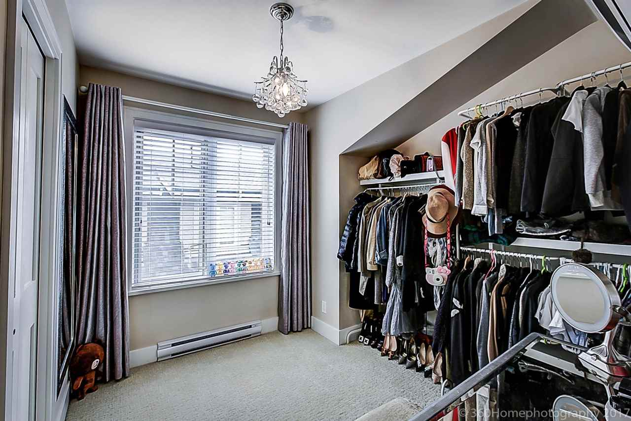 Townhouse at 1489 TILNEY MEWS, Vancouver West, British Columbia. Image 16
