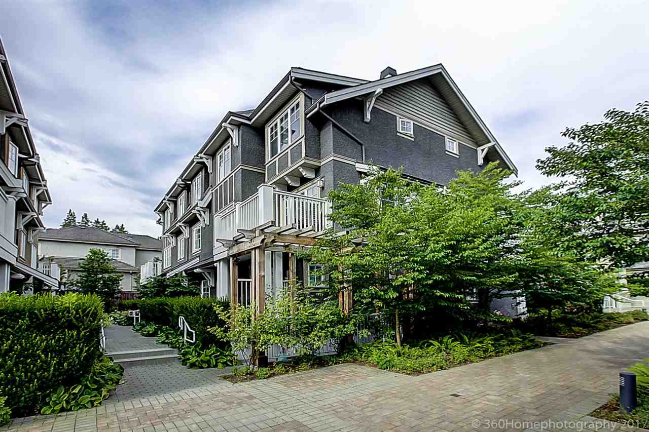Townhouse at 1489 TILNEY MEWS, Vancouver West, British Columbia. Image 19