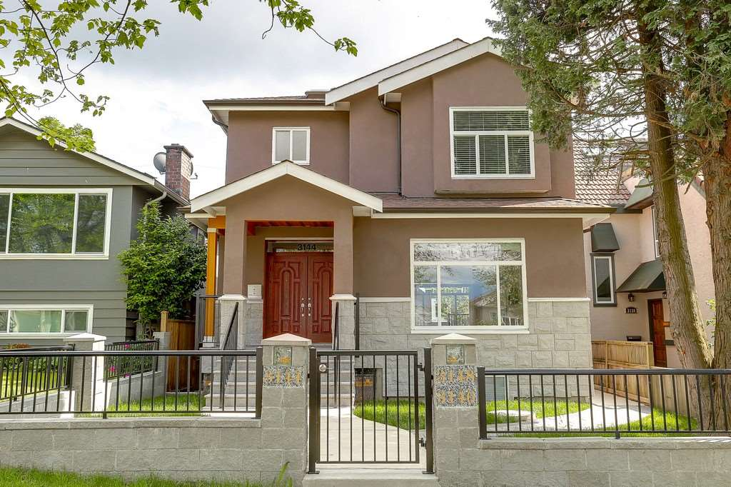 Detached at 3144 E 22ND AVENUE, Vancouver East, British Columbia. Image 1